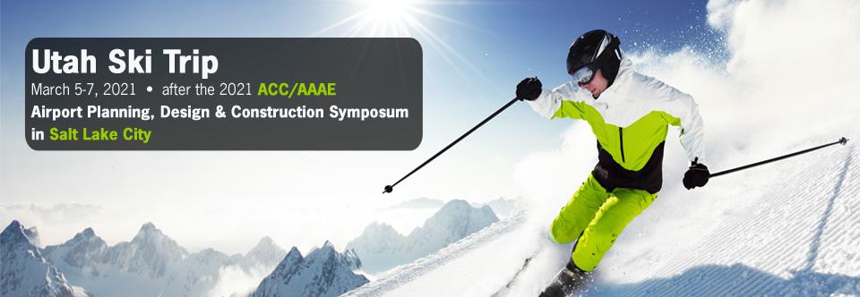 ACC / AAAE Ski Trip after the Symposium 2021 Utah
